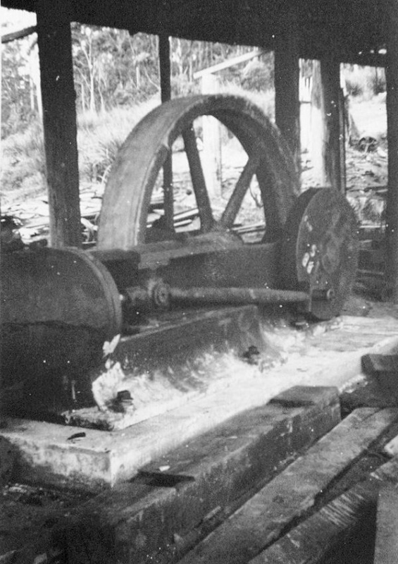 Glasgow Engineering Saw Mill Engine