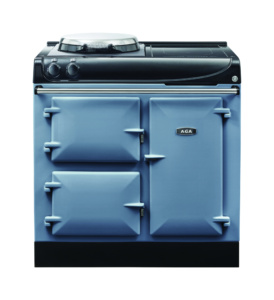 Aga 90 Front Dove Induction