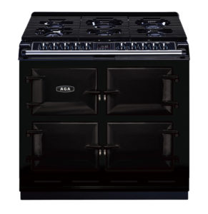 Aga S Series 6 4 Black Cutout
