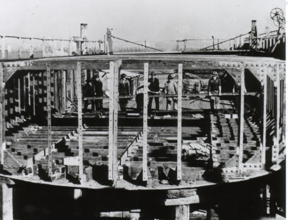 Prestman In Drydock Copy