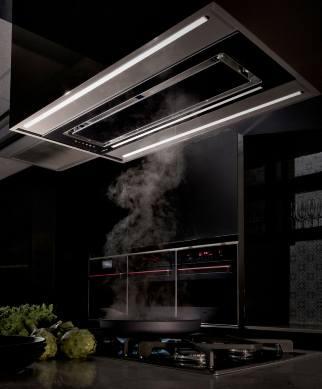 Schweigen In Silent Rangehood Advertising Photography By Aguiar Photography