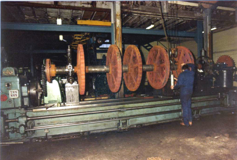 Trunion Shaft No Date Copy